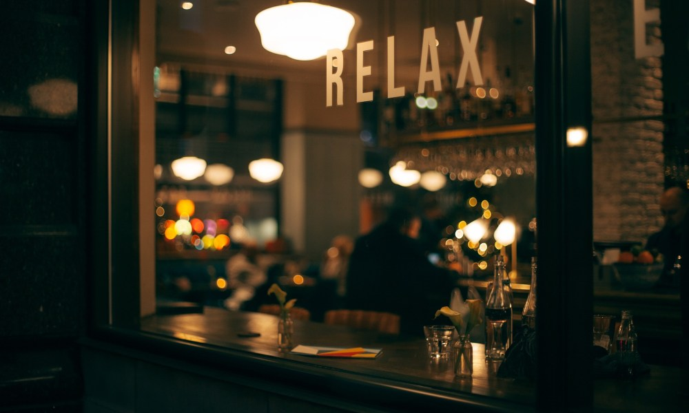 Leben in Saarbrücken - Nacht - Relax