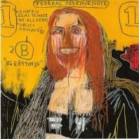 Basquiat - Mona Lisa - 1983