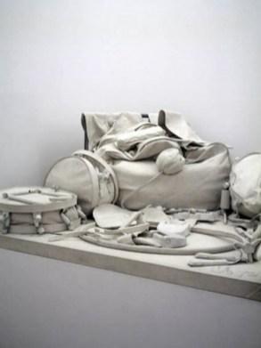 Ghost Drum Set de Claes Oldenburg