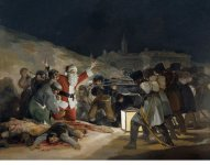 Ed Wheeler revisite une toile de Francisco de Goya.