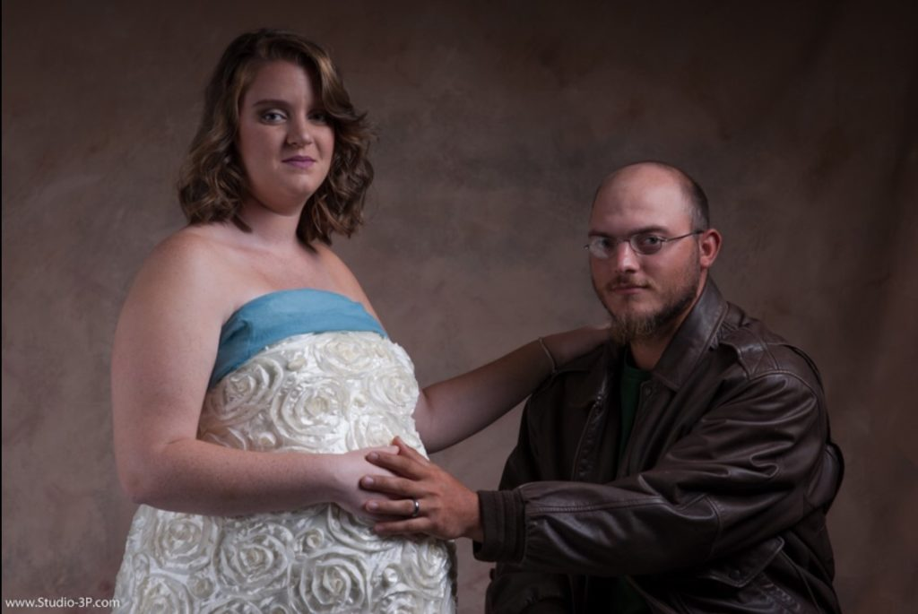 Couples Maternity Photos