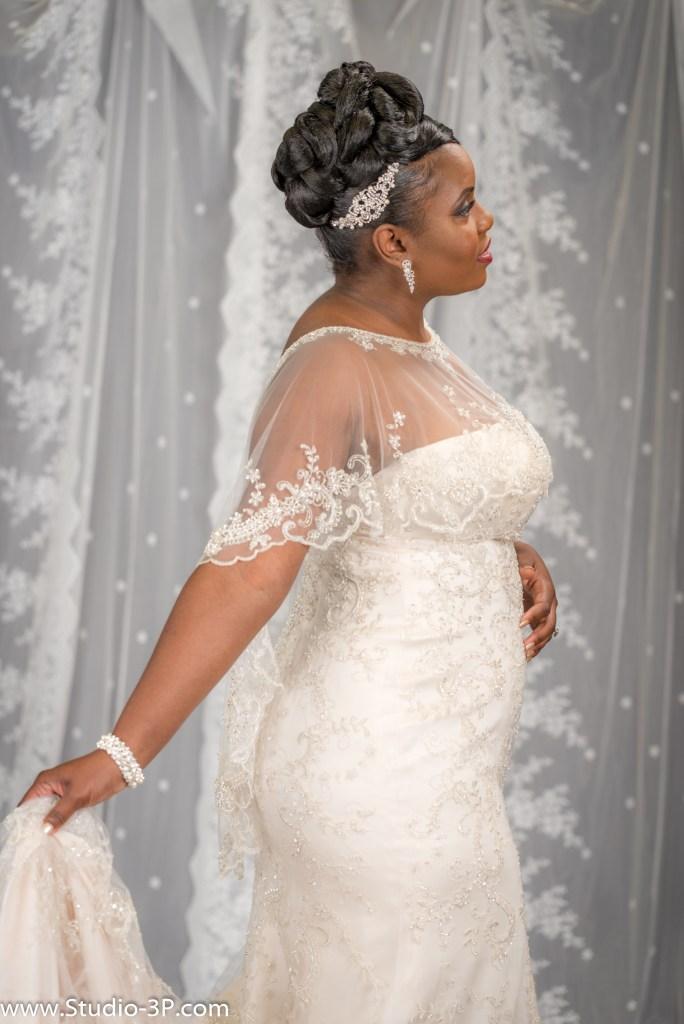 Full body Wedding Dress