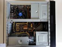 ミニブック型デスクトップPC