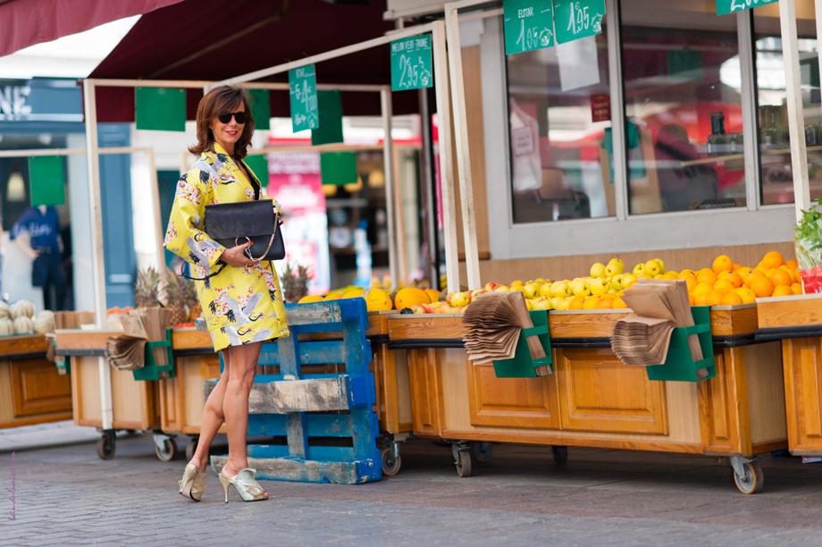 shooting photo dans Paris
