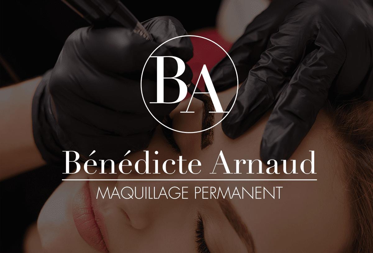 Benedicte arnaud logo