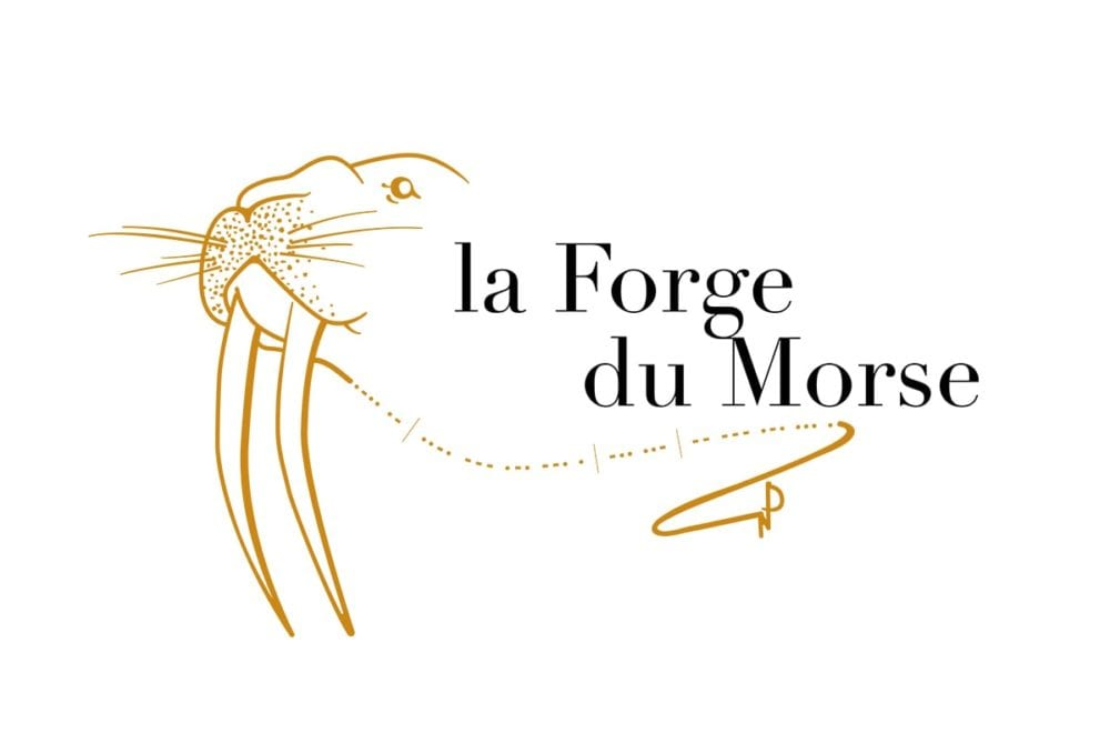 La Forge du Morse Logo