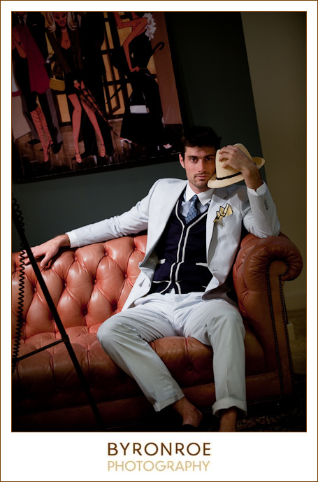 Fashionable Wedding Menswear by Collier in Portland Oregon 11
