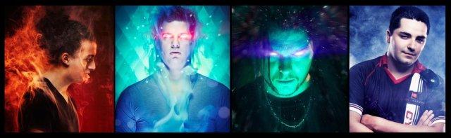 Digital Heroes par Quentin Caffier