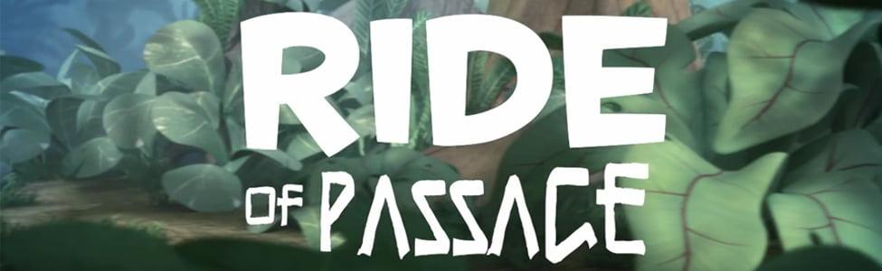 Court-métrage: Ride of passage