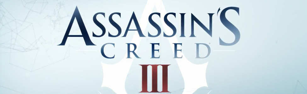 Trailer: Assassin's Creed 3