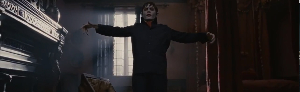 Le nouveau Tim Burtons: Dark Shadows