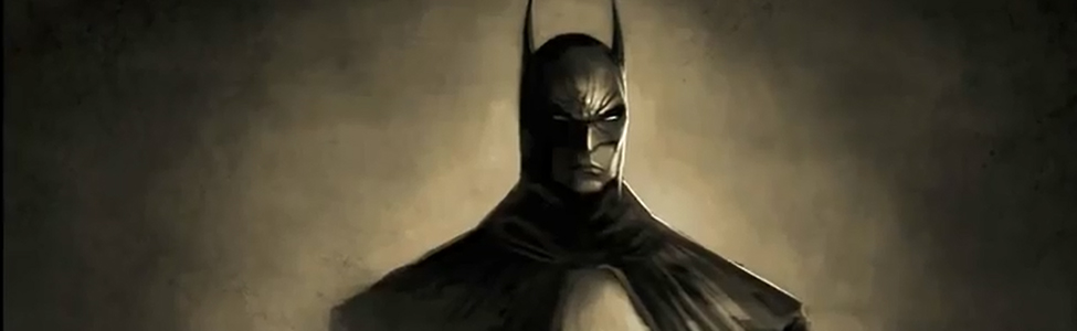 Speed Painting: The Dark Knights Rises