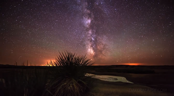 """Timelapse """"Dacota: Horizons"""" et """"Adrift"""""""