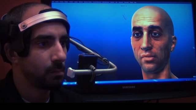 Motion capture 3D temps réel