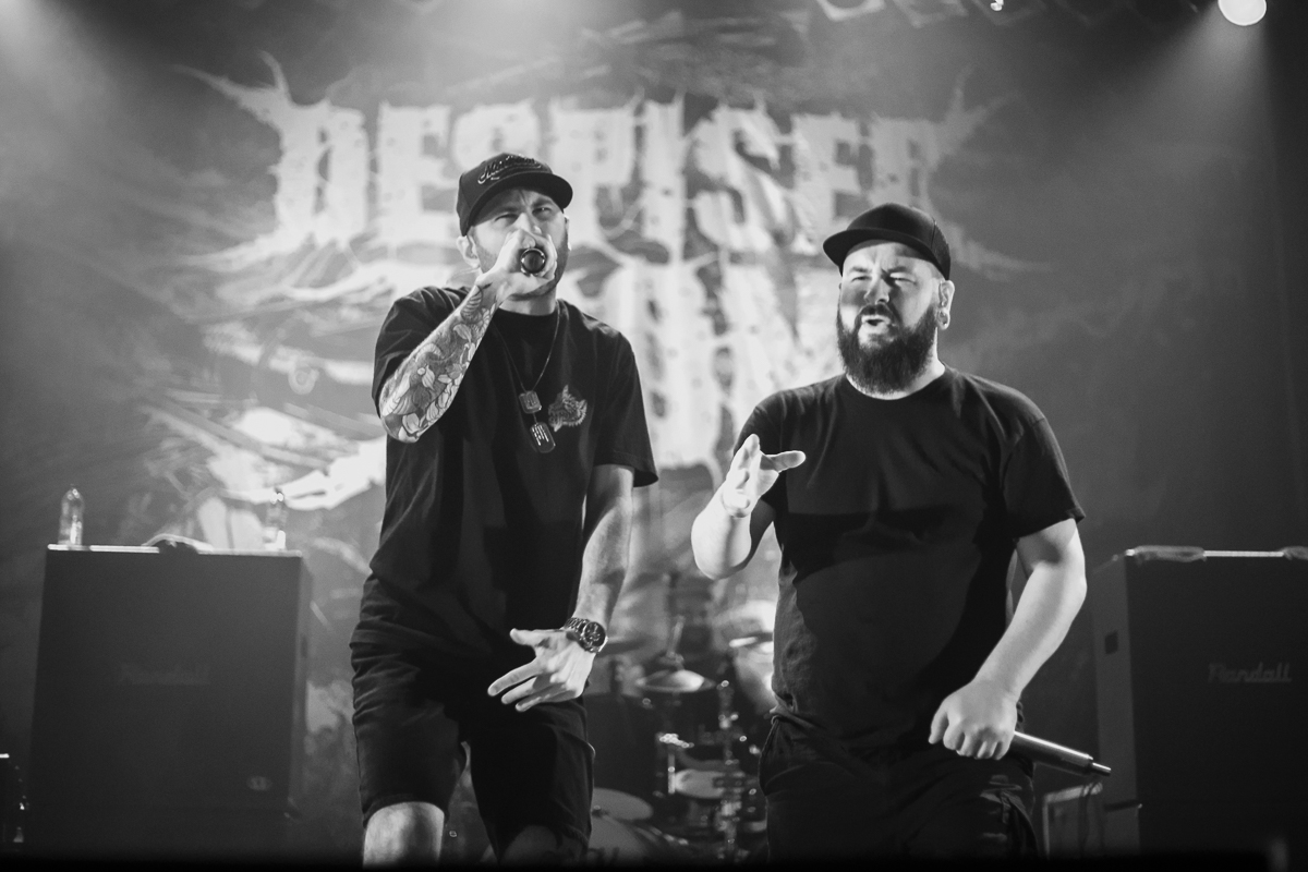 Despised Icon @ Theatre Corona