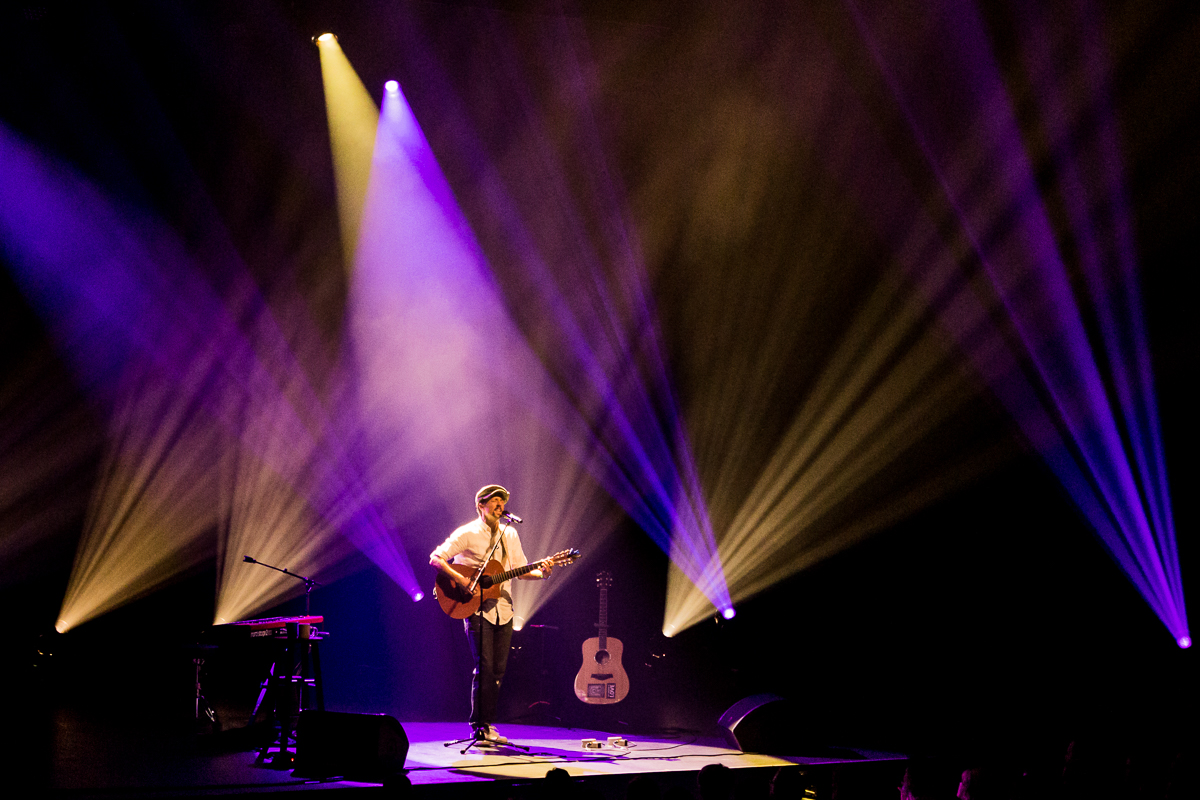 Jason Mraz @ Theatre St Denis