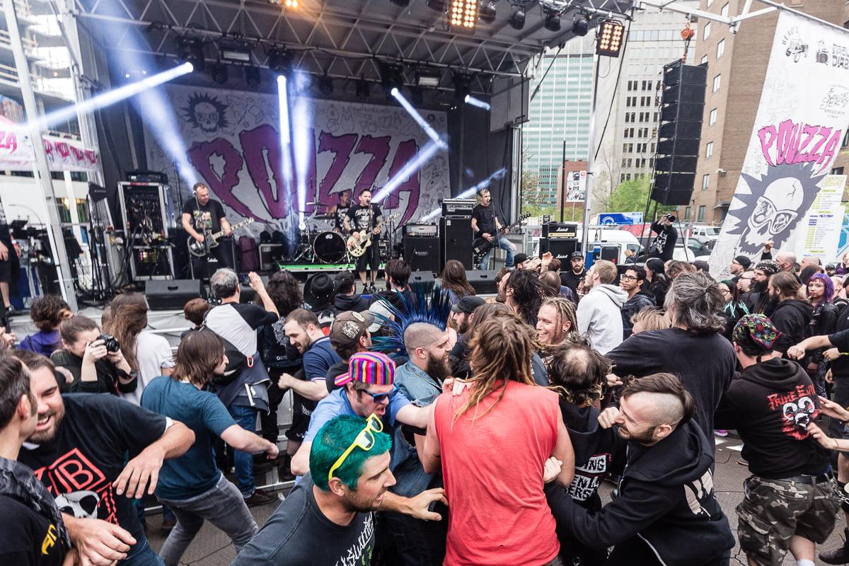 Le Pouzza Fest 2017