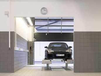 Porschewerkstatt München