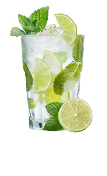 Cocktail zonder schaduw