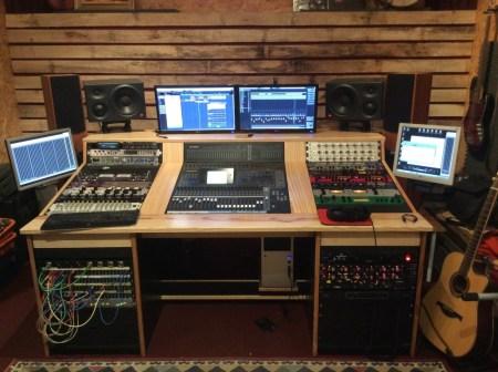 Régie Yamaha 02r96 - Studio la boite à meuh