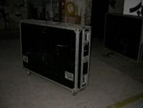 Yamaha m2000 32 en flight case