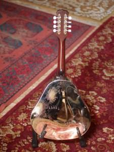 studio la boite à meuh - mandoline à résonateur recording king ra 998