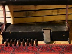 studio-la-boite-a-meuh-orgue-hammond-l100p-pédalier-et-volume