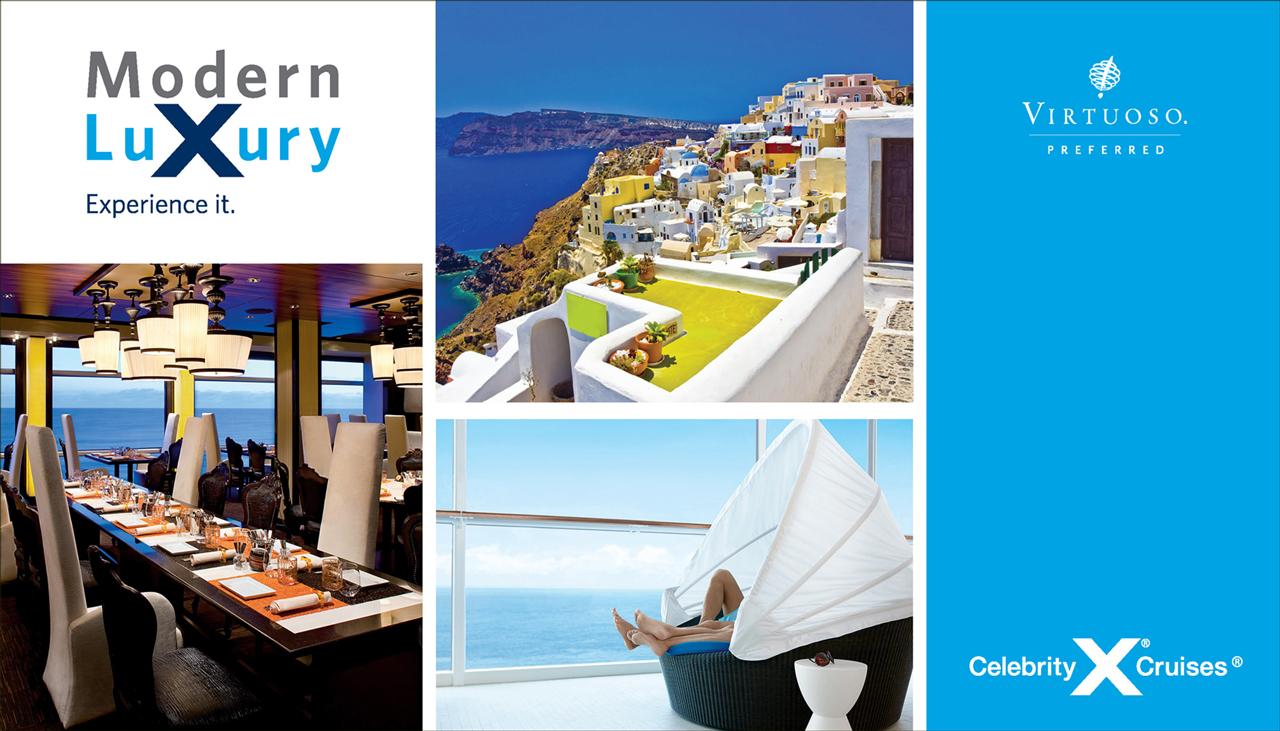 Celebrity Cruises Mailer
