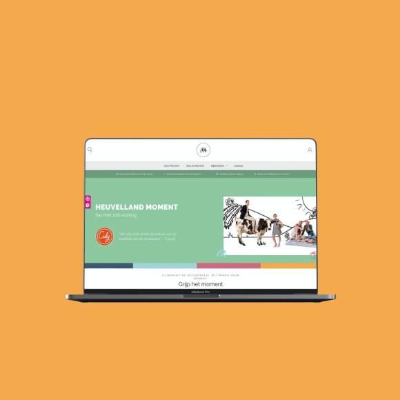 Webdesign Moment