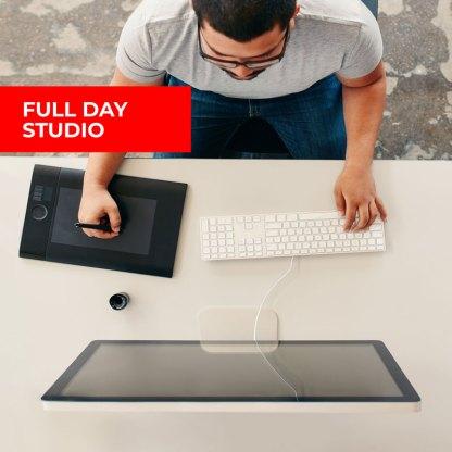 Full day studio