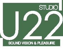Magazyn Studia U22 - Sound, Vision & Pleasure logo