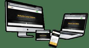 Website van Studio Webdigi - Webdesign & SEO Specialist