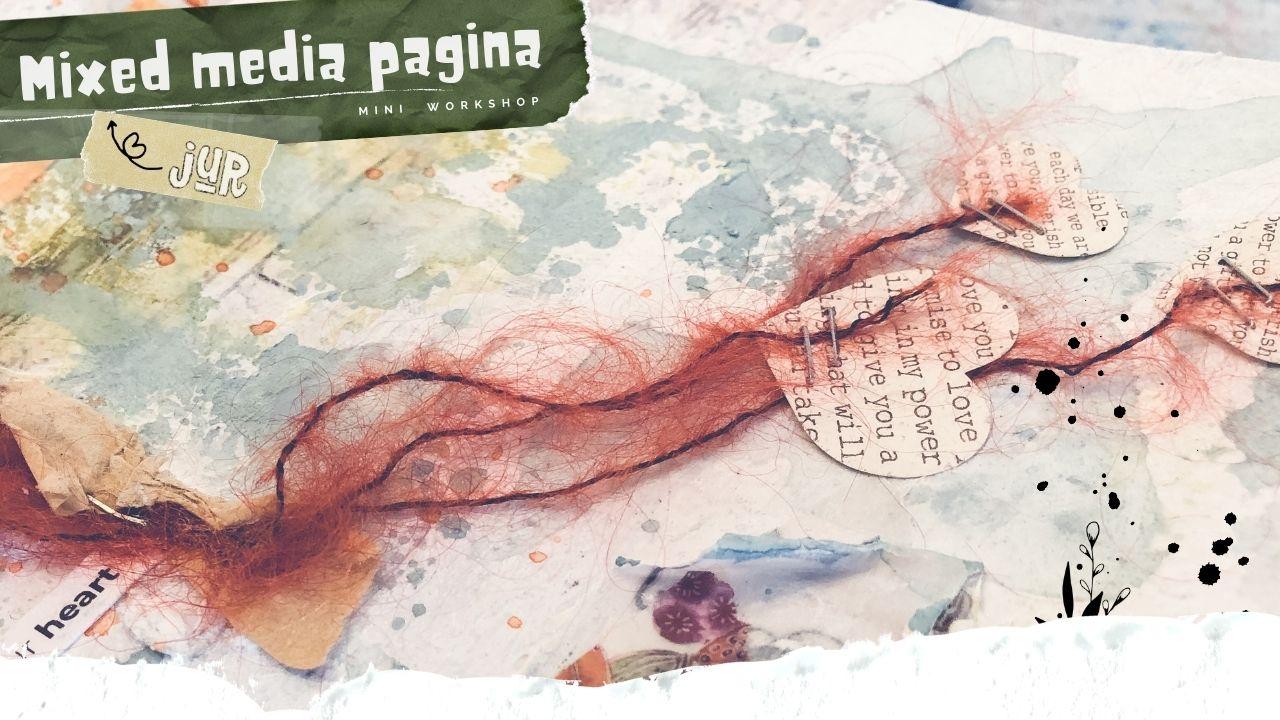 P.08 - mixed media