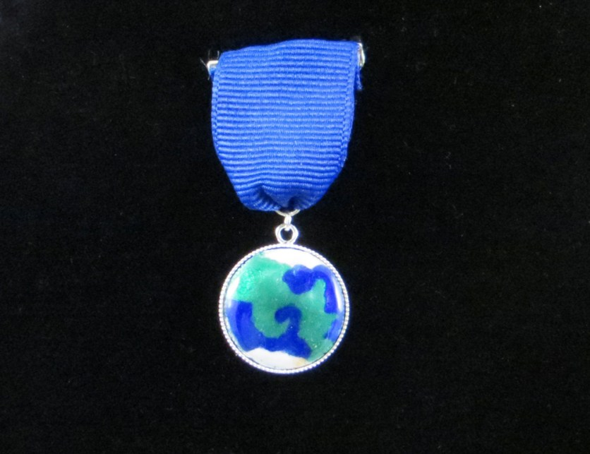 20mm Medal