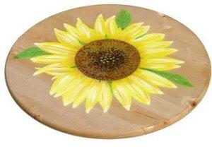 lazysusanwithsunflower2