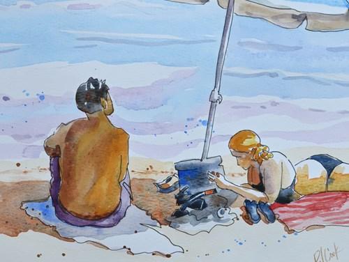 Beach Blanket Day