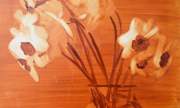 Daffodils Work In Progress