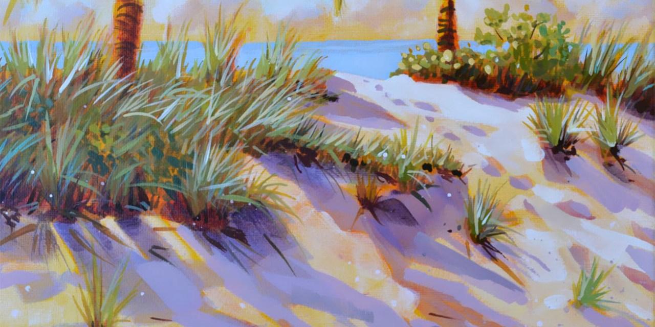 Dune Radiance