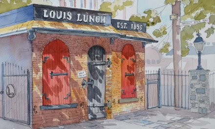 Louis Lunch, Home of the Hamburger