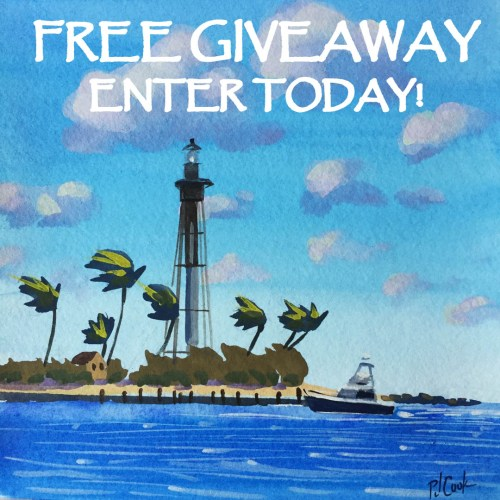 win this painting with this free contest giveaway