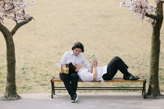 Seoul Engagement Prewedding Vows Renewal Portrait Photographer-17