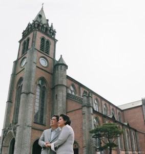 Seoul Engagement Prewedding Vows Renewal Portrait Photographer-9