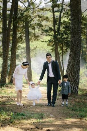 Tongyeong Korea Birthday Event Family Photographer 돌잔치 돌스냅 본식스냅-1