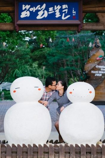 Seoul Nami Island Jade Garden Engagement Pre-wedding Photographer-17