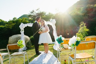 Gyeongju Ulsan Busan Korea Boutique Garden Wedding Photographer-50