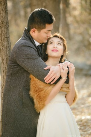 Seoul Forest Han River Engagement Photographer-7