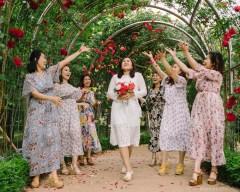 Busan South Korea Wedding Bridesmaids Portrait Photographer-5