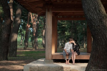 Hadong Gyeongsang South Korea Prewedding Engagement Photographer-5