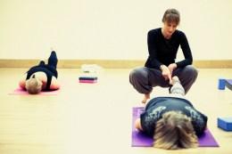 Joanna Cole-Hamilton Shine on Yoga, Edinburgh