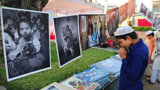 santosa fund raise for Bhopal - In edinburgh scotland